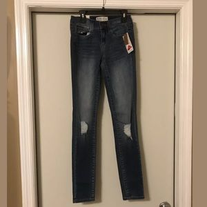 Mud flex stretch skinny jeans Sz 0